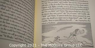 """Book: """"Candide"""", illustrated by Rockwell Kent"""