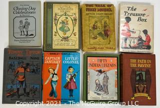 Books: Collection of 8 children's books