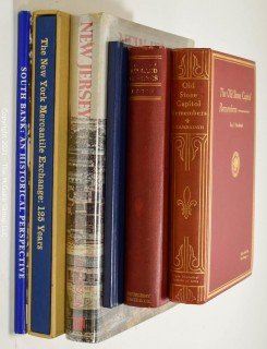 "Books: Collection of 6 books including ""The Old Stone Capitol: When Iowa City was Young"""