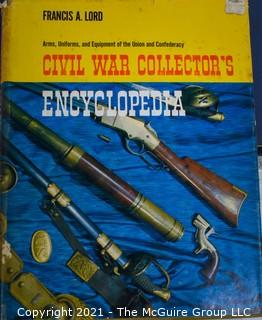 Books: Collection of 5 military books and photographic ephemera