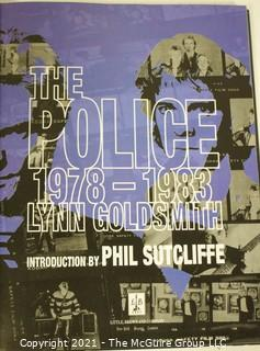 "Book: ""The Police"", 1978-1983 by Linda Goldsmith"