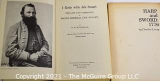 """Books: Collection of 7 books including """"I rode with Jeb Stuart"""" by H B McClennan"""