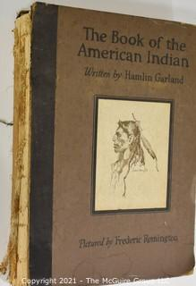 Books: Collection of 2 books on American Indians