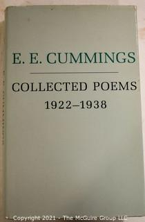 Books: Collection of 4 books of poetry