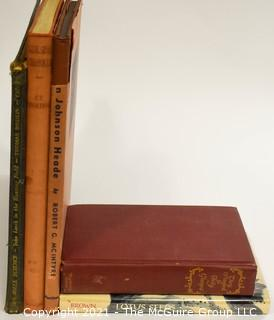 "Books: Collection of 5 books including ""They Stooped to Folly"" by Ellen Glasgow"