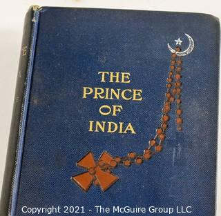 Books: Collection of 3 books on the subject of India