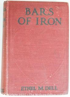 """Books: Collection of 7 books including """"A Hoosier Chronicle"""" by Meridith Nickolson"""