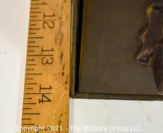 Four (4) Metal File Drawers.