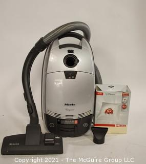Miele Solaris Crystal Vacuum Cleaner with Bags, Working Condition.