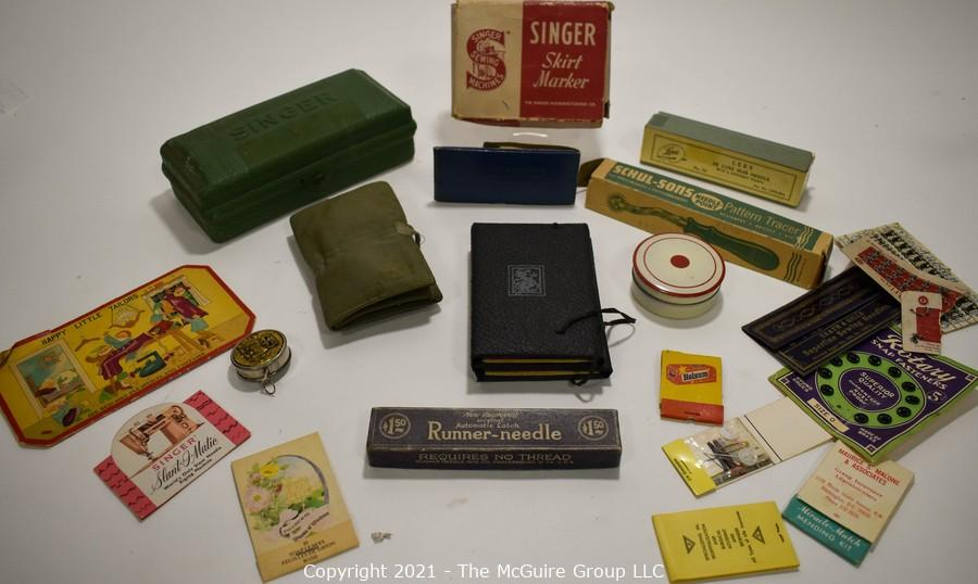 115: Great Assortment of Collectibles In TMG Online Auction Ending April 29