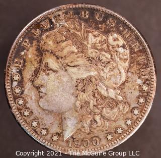 1900-S Morgan Dollar