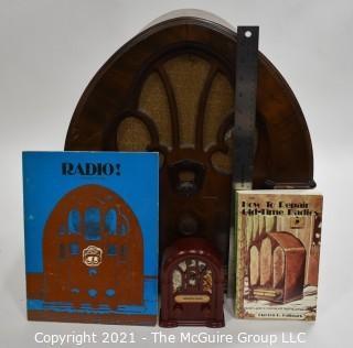 Collectible: Radio: Philco Model 90 Superheterodyne