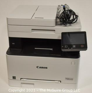 Printer: Canon Laser Colorimage CLASS MF644Cdw Wireless, Mobile Ready, Print/Scan/Copy/Fax