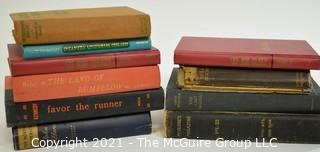 Books: Assortment of Classics; Historical - 1903; Military; General