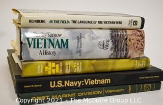 Selection of Vietnam War related books