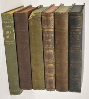 Books: Novels: Historical: Popular Classic's