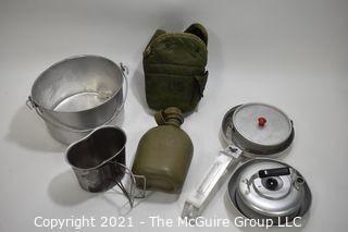 Military Mess Kit, Canteen & Cookware.