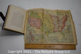 Book: Historical: The Life of John C. Calhoun w/fold out map