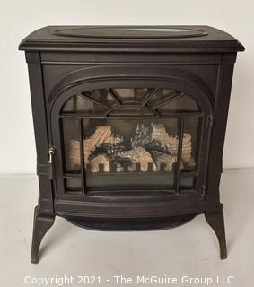 Electric Stove made by Addison, Model ASCB.  Untested.