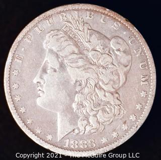Numismatic: Morgan Silver Dollar 1883-O