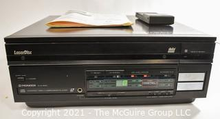 Electronics: Vintage: Pioneer Laser Disc Player CLD-900