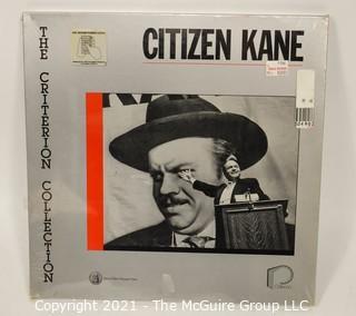 Collectible:Laser Disc: Movie Citizen Kane (still sealed)