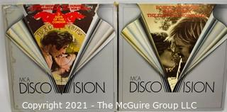 Collectible: Laser Disc Movies: (2) titles (incl Three Days of the Condor)
