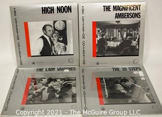 Collectible: Laser Disc Movies: (4) titles (Western Themes)
