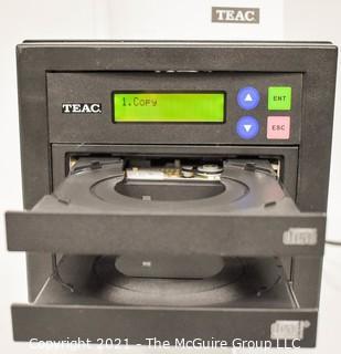 Electronics: Modern: TEAC CDW-D11 Stand Alone CD Duplicator