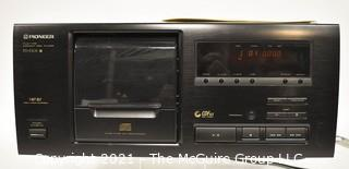 Electronics: Modern: Pioneer Model PD-F505 Compact Disc Player