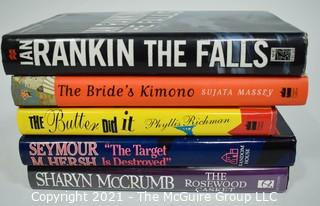 Selection Of Hard Cover Books with Signed Dedications by the Authors.