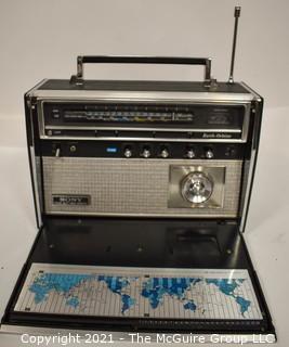 Vintage Transistor Radio SONY Earth Orbiter