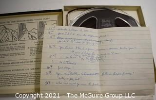 Clifford Evans: Historical Recording: Reel-to-Reel Magnetic Tape: Mrs Ralph Houk 9Mar63 in Fla (unverified - presume to be as labeled)