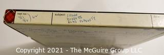 Clifford Evans: Historical Recording: Reel-to-Reel Magnetic Tape: Warren Spahn; Lew Burdette; Plaskett (unverified - presume to be as labeled)
