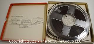 Clifford Evans: Historical Recording: Reel-to-Reel Magnetic Tape: Interview with Mel Allen 3/17/62 (unverified - presume to be as labeled)