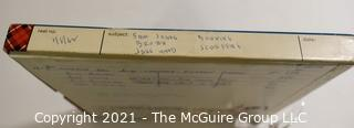 Clifford Evans: Historical Recording: Reel-to-Reel Magnetic Tape: includes Jim Bunning; Sam Jones 2/8/62 (unverified - presume to be as labeled)