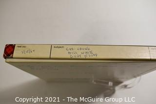 Clifford Evans: Historical Recording: Reel-to-Reel Magnetic Tape: Cinncinatti Reds & Curt Flood  2/28/63 (unverified - presume to be as labeled)
