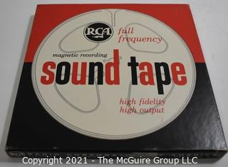 Clifford Evans: Historical Recording: Reel-to-Reel Magnetic Tape: Interview with Bobby Jones NBC Label (unverified - presume to be as labeled)