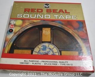 Clifford Evans: Historical Recording: Reel-to-Reel Magnetic Tape: 1963 Spring Training Interviews: NY Mets & Cincinnati Reds; see list (unverified - presume to be as labeled)