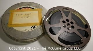 Clifford Evans: Historical Recording: 16mm film: Interview with Adolph Rupp (unverified - presume to be as labeled)