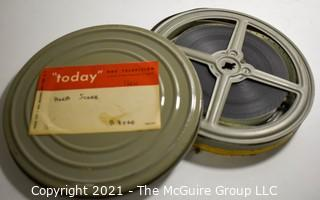 Clifford Evans: Historical Recording: 16mm film: Interview with Herb Score (unverified - presume to be as labeled)
