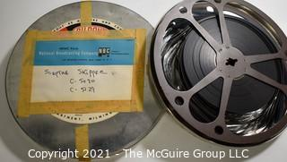 Clifford Evans: Historical Recording: 16mm film: Boxing: includes Training for Sugar Ray Robinson vs Carmine Basilio Fight NBC TV (unverified - presume to be as labeled)