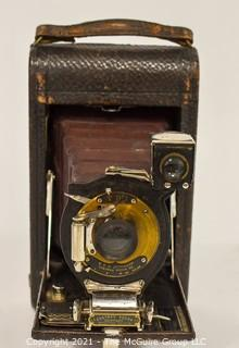 Vintage Kodak Automatic Folding Film Camera