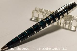 Mont Blanc Writers Edition G. B. Shaw; Ballpoint; Model M28774; New in Box with paperwork