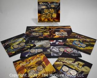 Group of State Quarters, New in Sleeve.