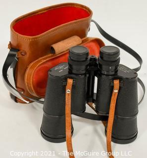 Sans & Streiffe #804 Binoculars with Leather Case