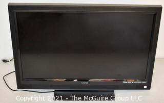 Free Standing VIZIO TV; Model VO370M