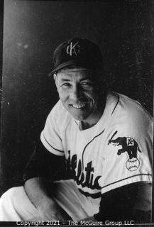 Vintage Baseball - Kansas City Athletics - D