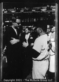 1960 World Series: Rickerby: Frame #23 Interview w 36 A