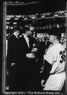 1960 World Series: Rickerby: Frame #22 Interview w 36 B